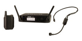 Shure GLXD14/PGA31 Headworn Wireless Microphone System