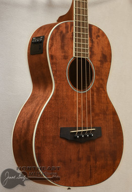 Ibanez PNB14 Parlor Acoustic Electric Bass - Open Pore Natural | Northeast Music Center Inc.