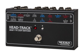 Mesa Boogie Head Track Head & FX Loop Switcher (AC.HS)