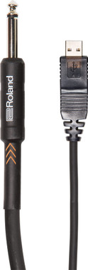 """Roland RCC-10-US14 1/4"""" to USB Cable (10Ft)"""