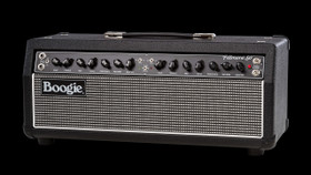 Mesa Boogie Fillmore 50 Watt Head in Black Bronco with Tinsel Grille