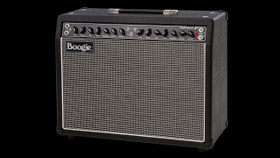 Mesa Boogie Fillmore 50 watt 1x12 Combo in Black Bronco with Tinsel Grille (1.FL50.AS.CO)