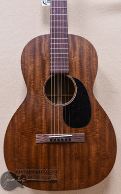 Martin Custom 00-12 Acoustic Guitar With Flamed Mahogany Top, Back, and Sides & East Indian Rosewood Fretboard - SN2199358 (0012FM_21993658)