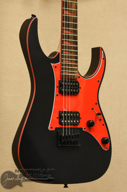 Ibanez GRG131DX Gio - Black Flat | RG Northeast Music Center