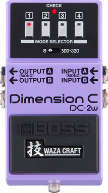 Boss DC-2W Dimension C Waza Pedal