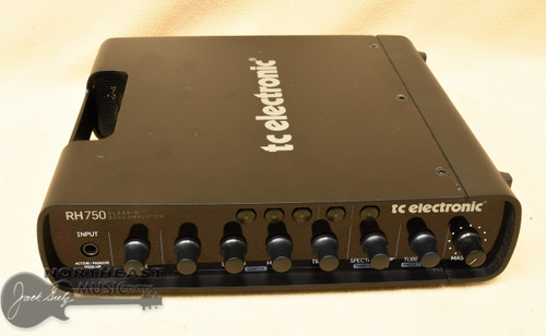 tc electronics rh750 bass amp head northeast music center inc. Black Bedroom Furniture Sets. Home Design Ideas