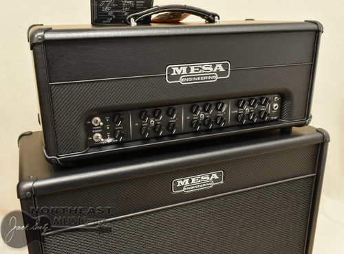 Mesa Boogie TC-50 Head & Lonestar 2x12 Cabinet - Black | Northeast Music Center inc.