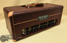 Mesa Boogie Triple Crown TC-50 50 Watt Amplifier Head - Wine Taurus (2.tc.) | Northeast Music Center Inc.