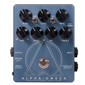 Darkglass Alpha Omega Overdrive/Distortion Pedal