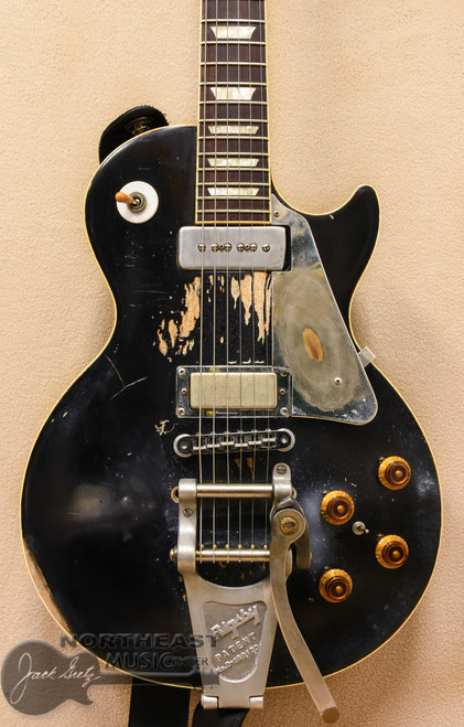 "Neil Young ""Old Black"" Replica Gibson Les Paul  