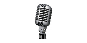Shure 55SH Series II Vocal Microphone | Northeast Music Center Inc.