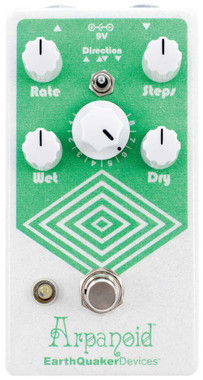 Earthquaker Devices Arpanoid Polyphonic Pitch Arpeggiator | Earth Quaker Effects Pedals - Northeast Music Center inc.