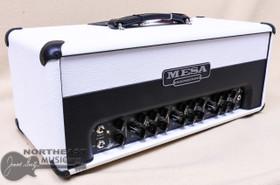 Mesa Boogie TC-100 100 Watt Head - Hot White Bronco   Mesa Boogie Triple Crown Guitar Amplifier Head, Amp - Northeast Music Center Inc.