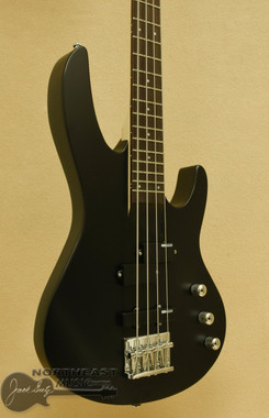ESP/LTD B-10 4 String Bass - Black Satin |  ESp LTD Electric Bass - Northeast Music Center inc