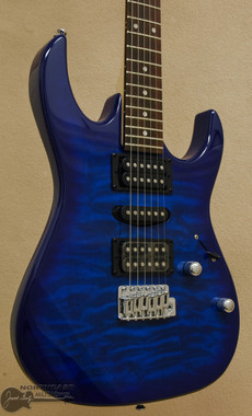 Ibanex GRX70QA Gio - Transparent Blue Burst