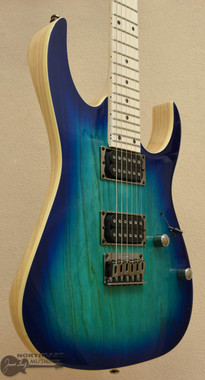 Ibanez RG421AHM - Blue Moon Burst