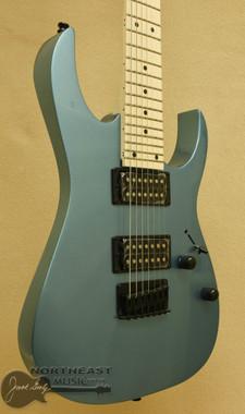 Ibanez GRG7221M 7 String - Metallic Light Blue | Ibanez Extended Range Electric Guitar - Northeast Music Center inc.