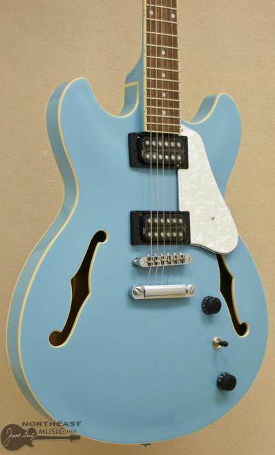 Ibanez AS63 Artcore Semi-Hollow - Mint Blue | Northeast Music Center Inc.