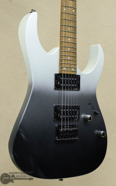 Ibanez RG421 - Pearl Black Fade Metallic | Northeast Music Center Inc.