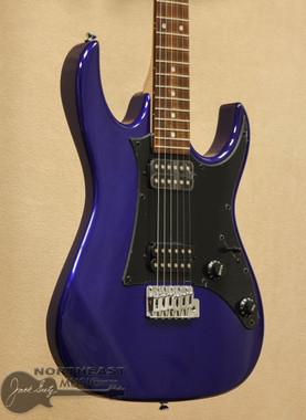 Ibanez GRX20Z - Jewel Blue | Ibanez Gio Electric Guitars - Northeast Music Center Inc.