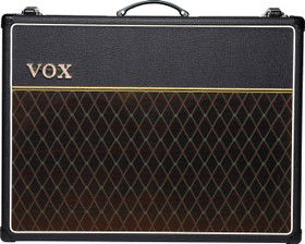 "Vox AC30C2 2x12"" 30 Watt Tube Combo - Black"