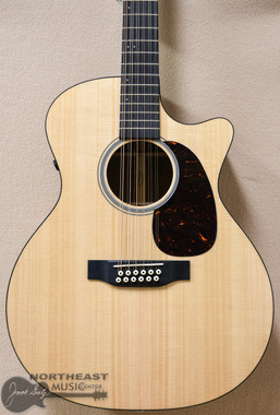 Martin Performing Artist Series GPC12PA4 12-String Acoustic-Electric Guitar (GPC12PA4