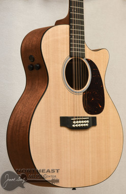 C.F. Martin GPC12PA4 12-String with Electronics | Martin Performing Artist Series Acoustic Electric Guitars - Northeast Music Center inc.