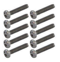 Screws for reed plate - Richter Classic + MS