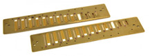 Reed plate set - Chromonica Deluxe 270_48, key of C