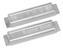Cover plate set - Marine Band Classic