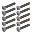 Screws for reed plates - Special 20