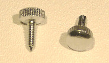 Grille Screw Chrome