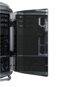 Cosmos II and Cosmos II 25th Anniversary Edition Tempered Glass Side Panel (Left)