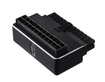 Cooler Master ATX 24 PIN 90Degree Adapter (with Capacitor)