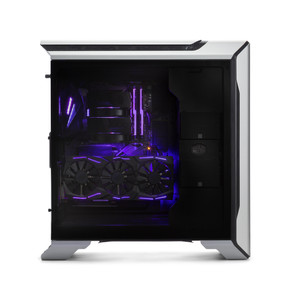 Cooler Master SL600M Glass side panel