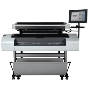 Recycle Your Used HP Designjet T1100PS Large Format Printer - Q6688A