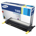Recycle Your Used Samsung CLP 315 | CLX-3170 | CLX-3175 Yellow Toner Cartridge, 1,000 yield - CLT-Y409S
