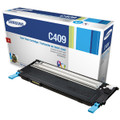 Recycle Your Used Samsung CLX-3170 Cyan Toner Cartridge, 1,000 yield - CLT-C409S