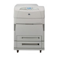Recycle Your Used HP Color LaserJet 5500DTN Network Printer (21 ppm in color) - C9658A