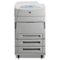 Recycle Your Used HP Color LaserJet 5500HDN Network Printer (21 ppm in color) - C9659A