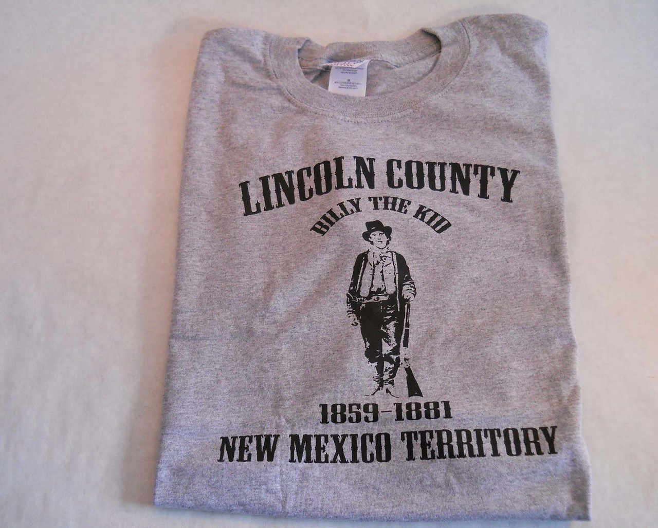 2ca9b5e12 Billy the Kid T Shirt by The Dolan House in Lincoln, NM