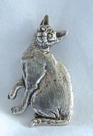 Abyssinian Cat Pendant