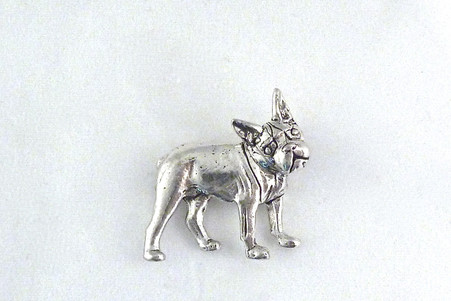 Boston Terrier Pendant