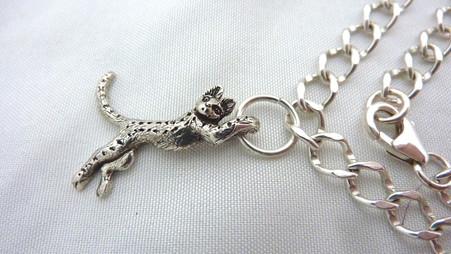 Savannah Charm Bracelet Sterling Silver