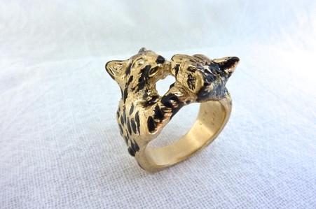 Bengal Ring 14k