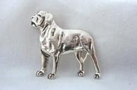 Mastiff Pendant front