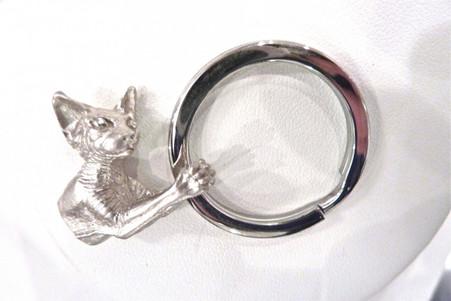 Sphynx Key Chain