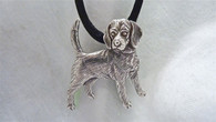 Beagle Dog Pendant