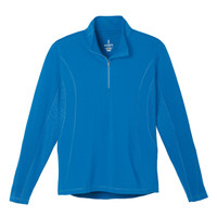 Olympic Blue Caltech Knit