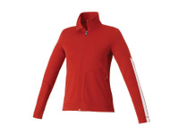 Sport Red/White Women's First Knit Jacket